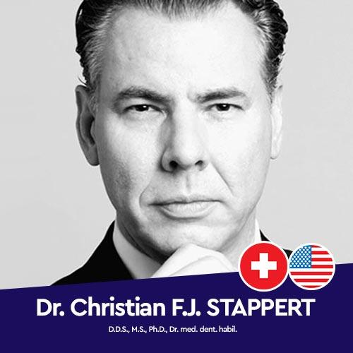 Dr. Christian F.J. STAPPERT