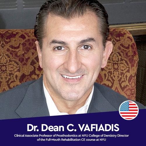 Dr. Dean C. VAFIADIS