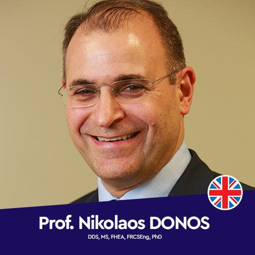Prof. Nikolaos DONOS