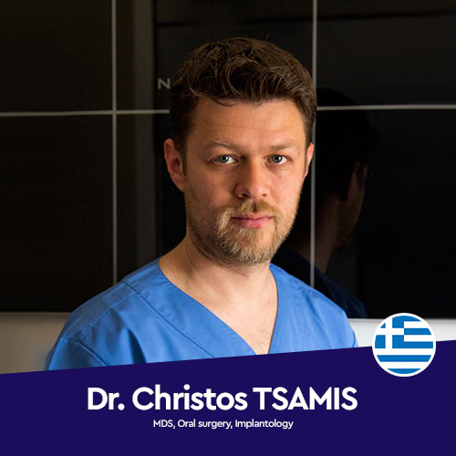 Dr. Christos TSAMIS