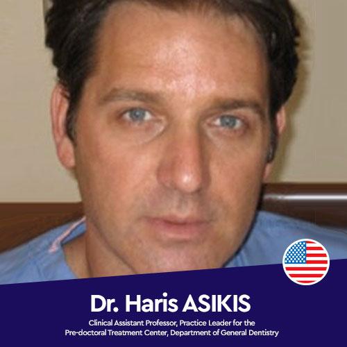 Dr. Haris ASIKIS