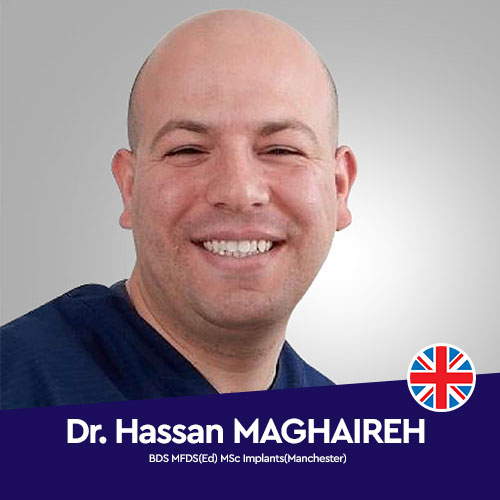 Dr. Hassan MAGHAIREH