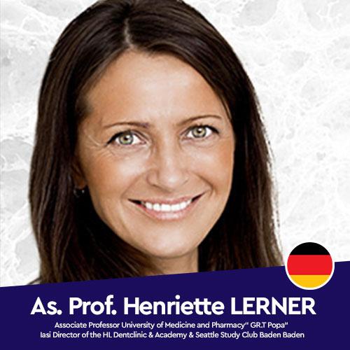 Ass. Prof. Henriette LERNER