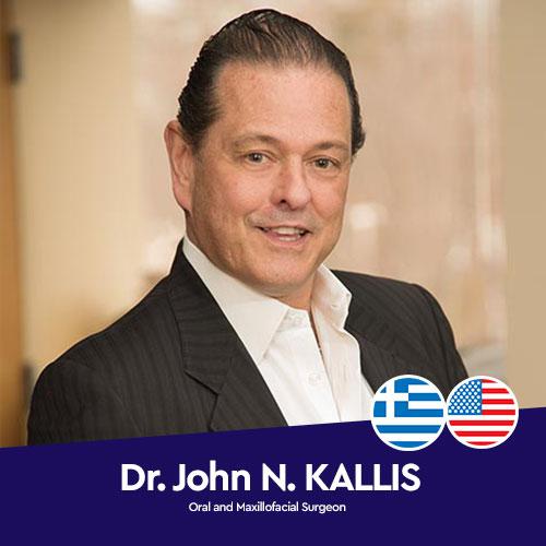 Dr. John N. KALLIS