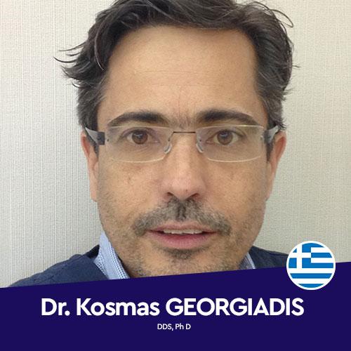 Dr. Kosmas GEORGIADIS