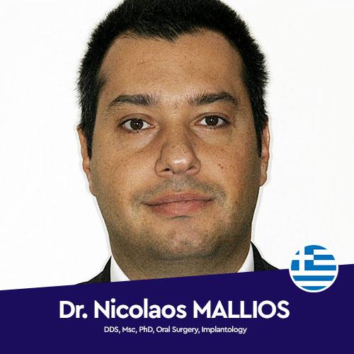 Dr. Nicolaos MALLIOS