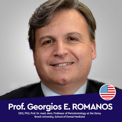 Prof. Georgios E. ROMANOS