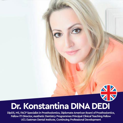 Dr. Konstantina DINA DEDI