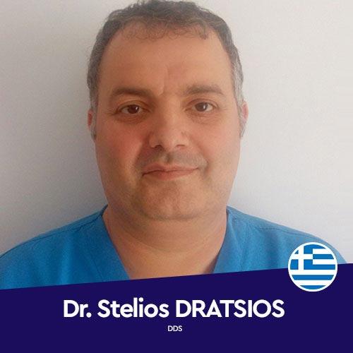 Dr. Stergios DRATSIOS