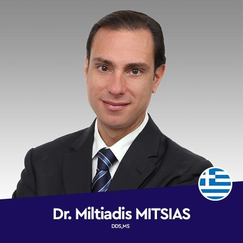 Dr. Miltiadis MITSIAS