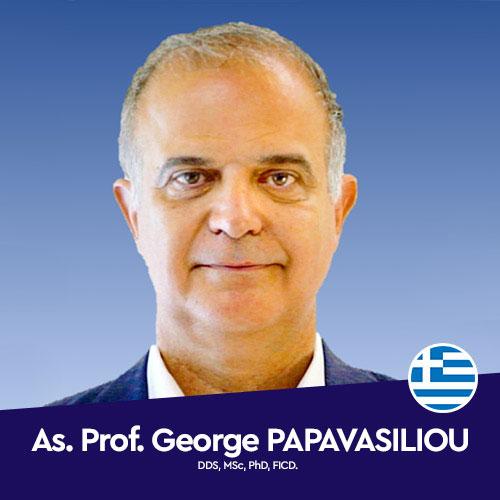As. Prof. George PAPAVASILIOU