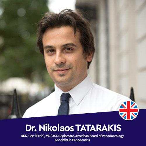 Dr. Nikolaos TATARAKIS