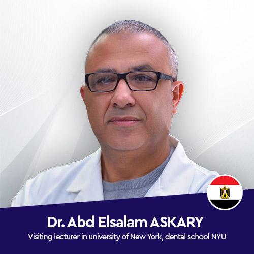 Dr. Abd Elsalam ASKARY