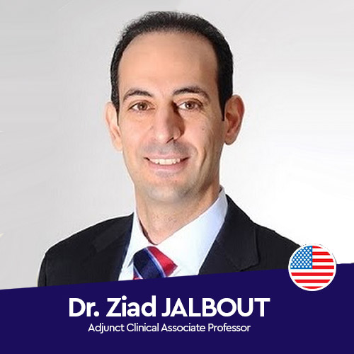 Dr. Ziad JALBOUT